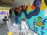 Street Art Vantaan kesäkiertue 2014 onkäynnistynyt!